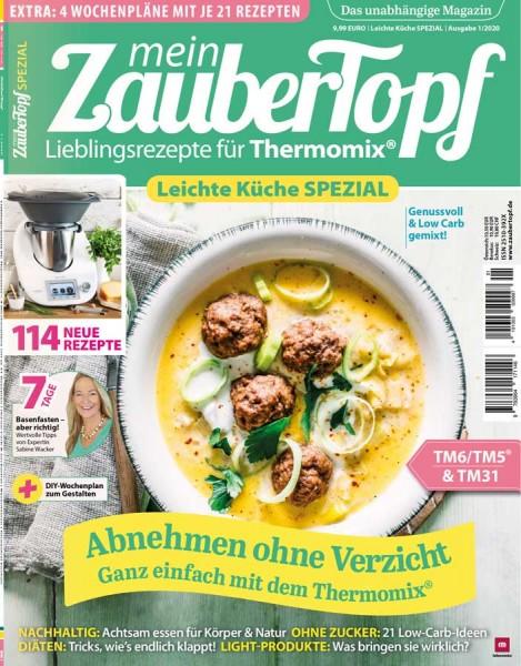 mein ZauberTopf Leichte Küche-SPEZIAL - Ausgabe 01/2020