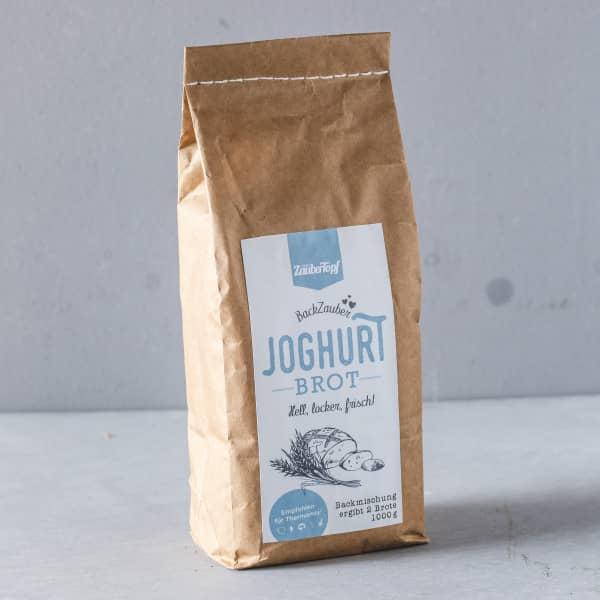 Joghurtbrot | Backzauber Brotbackmischung mit Röstmalz | 1000g
