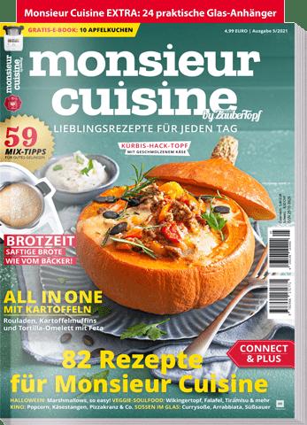 monsieur cuisine by mein ZauberTopf 05/2021