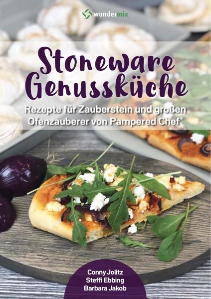 Rezeptheft «Stoneware Genussküche» | Rezepte für den Zauberstein und großen Ofenzauberer