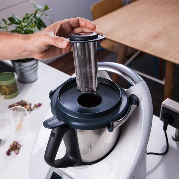 Teefilter/Teesieb für Thermomix TM6/TM5 - Tee zubereiten