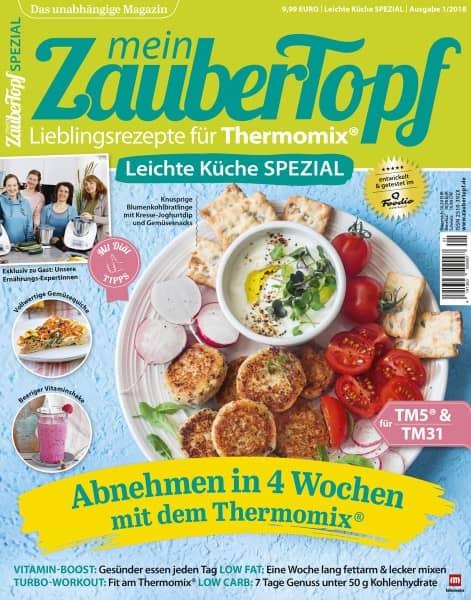 mein ZauberTopf - Leichte Küche SPEZIAL - Ausgabe 01/2018