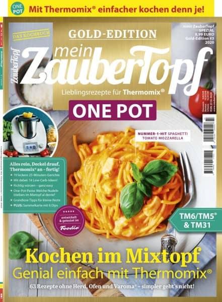 mein ZauberTopf Gold-Edition «One Pot» | Ausgabe 03/2020