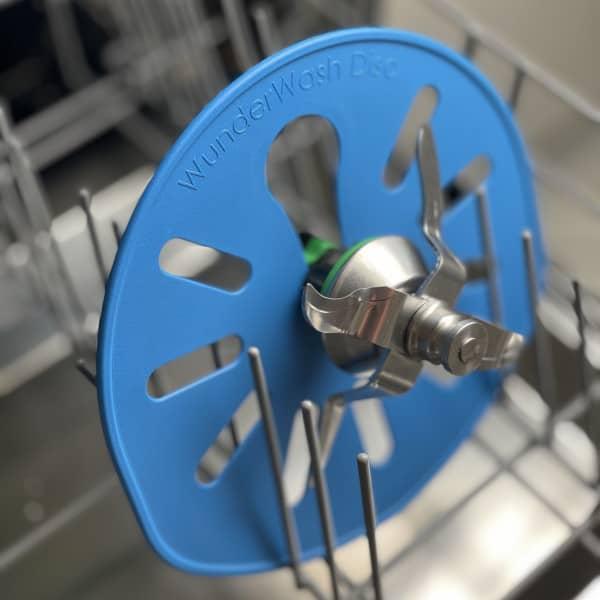 WunderWash® Disc   Spülmaschinen-Messerhalter für TM6/TM5/TM31